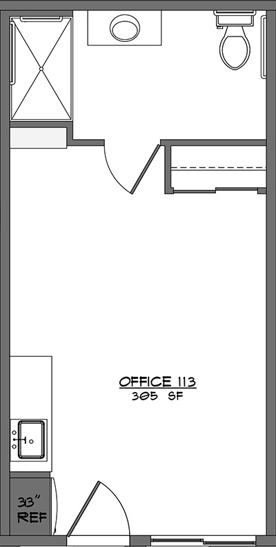 Live/Work Business Space for lease, Bellingham